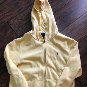 RL hoodie